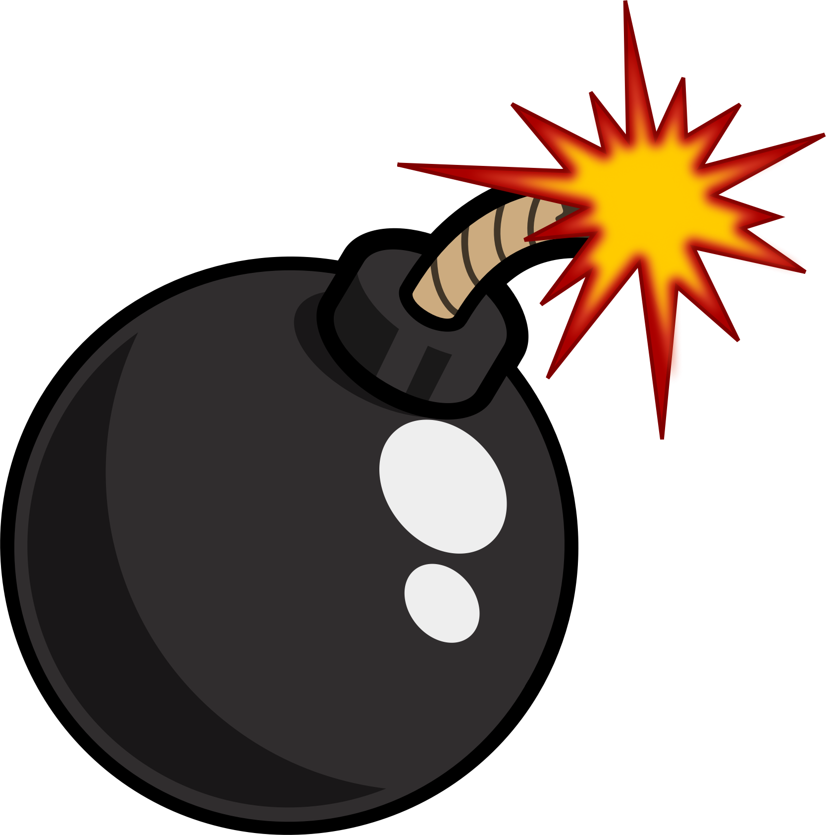 Bomb Images PNG HD image #46589