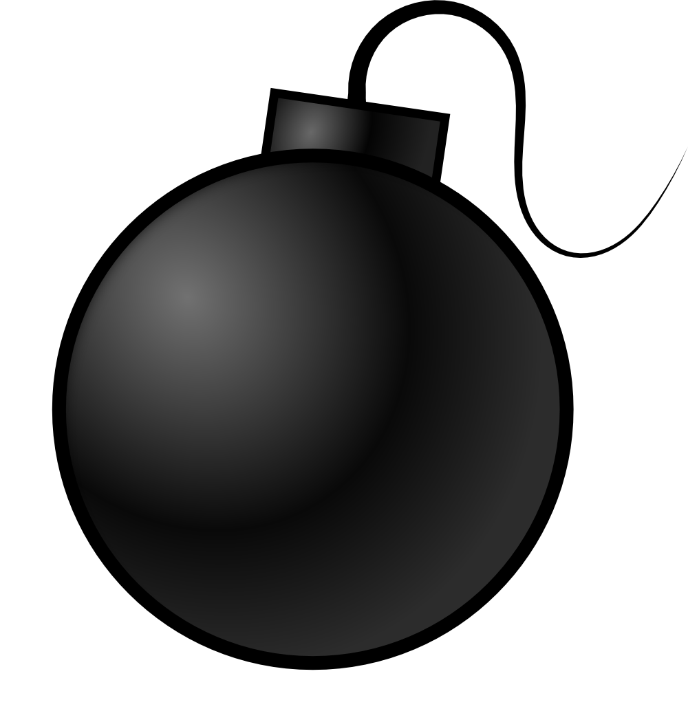 Bomb PNG Picture image #46602