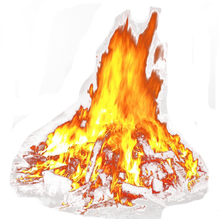 Bonfire, Flames, Festival Transparent image #47539