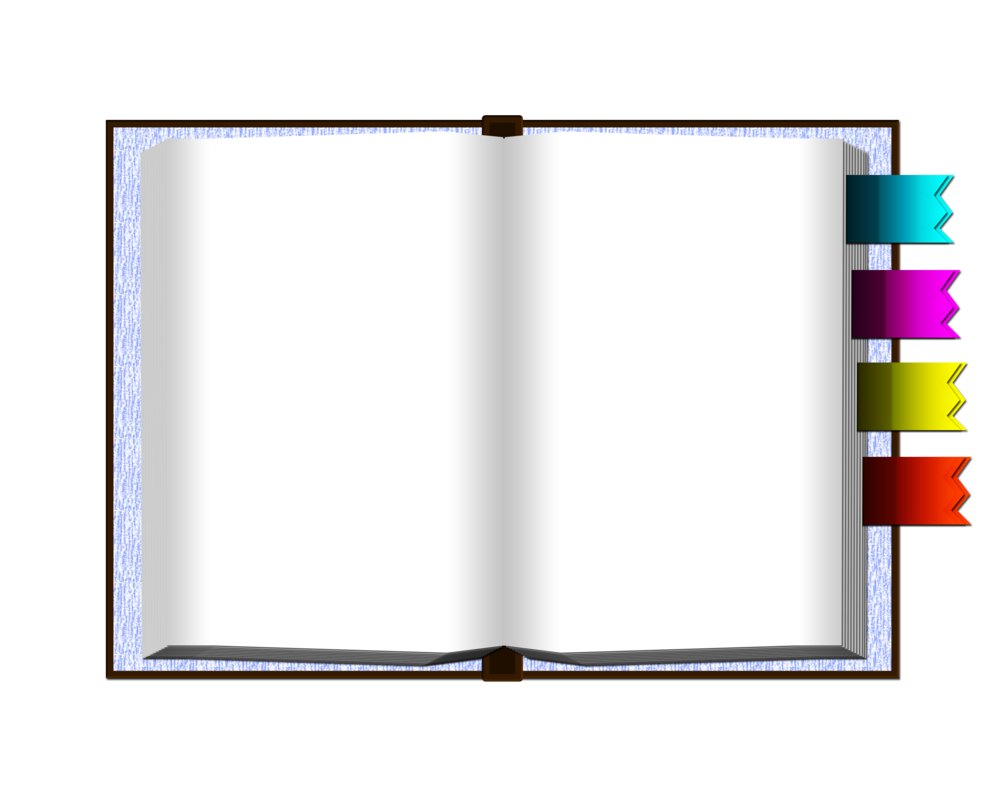 Book Background Transparent image #25691