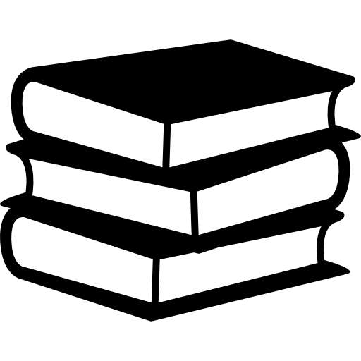 Books Stack Of Three   Free Education Icons image #150