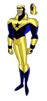 Booster Gold Png image #23972
