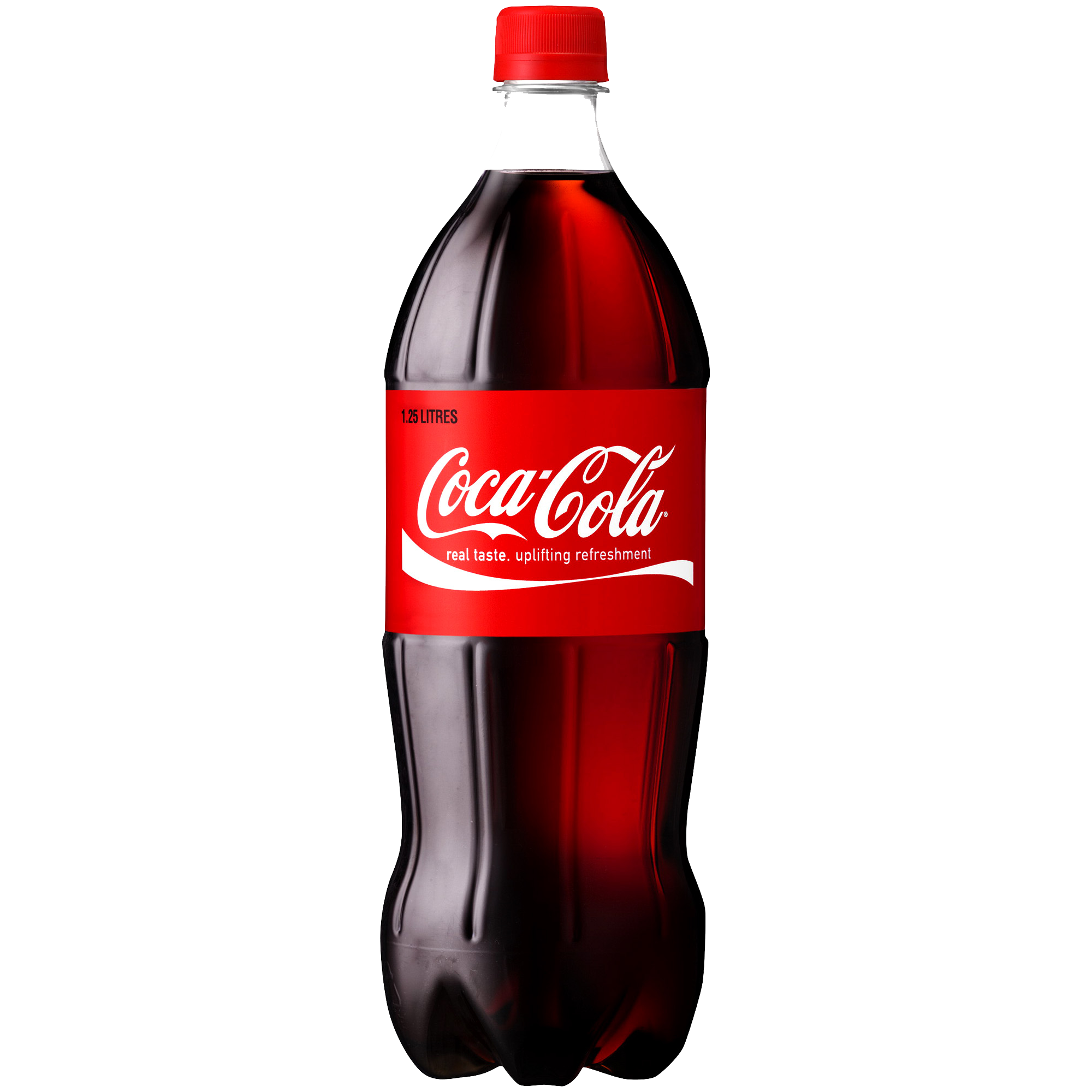 bottle Coca Cola PNG Transparent