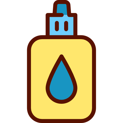 Bottle Shampoo Simple Icon image #42959