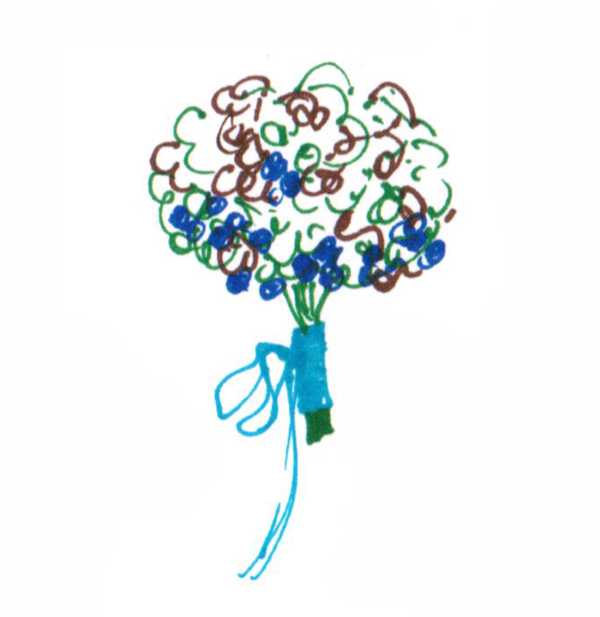 Bouquet Free Icon Png image #26638