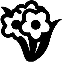 Bouquet Save Icon Format image #26648