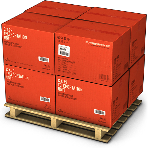Box Container Icon image #31779