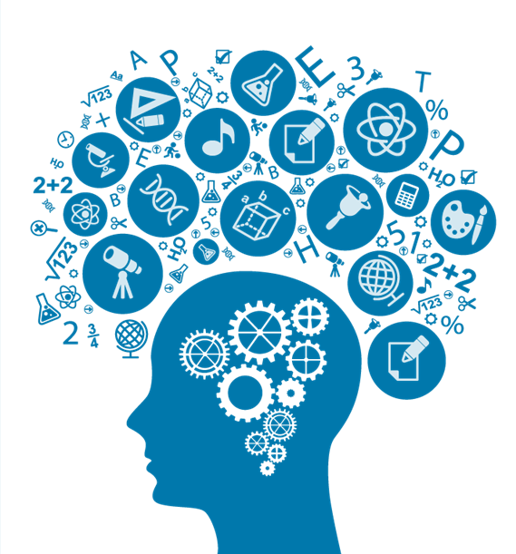 Brain Gears Icon Png image #2529