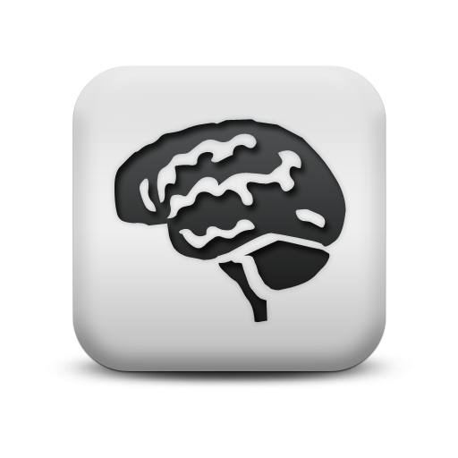 Brain Icon Png image #2546