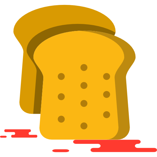 Simple Png Bread