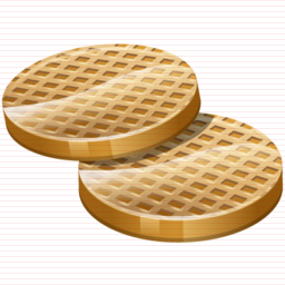 Breakfast, Food, Kitchen, Waffle Icon  image #30481