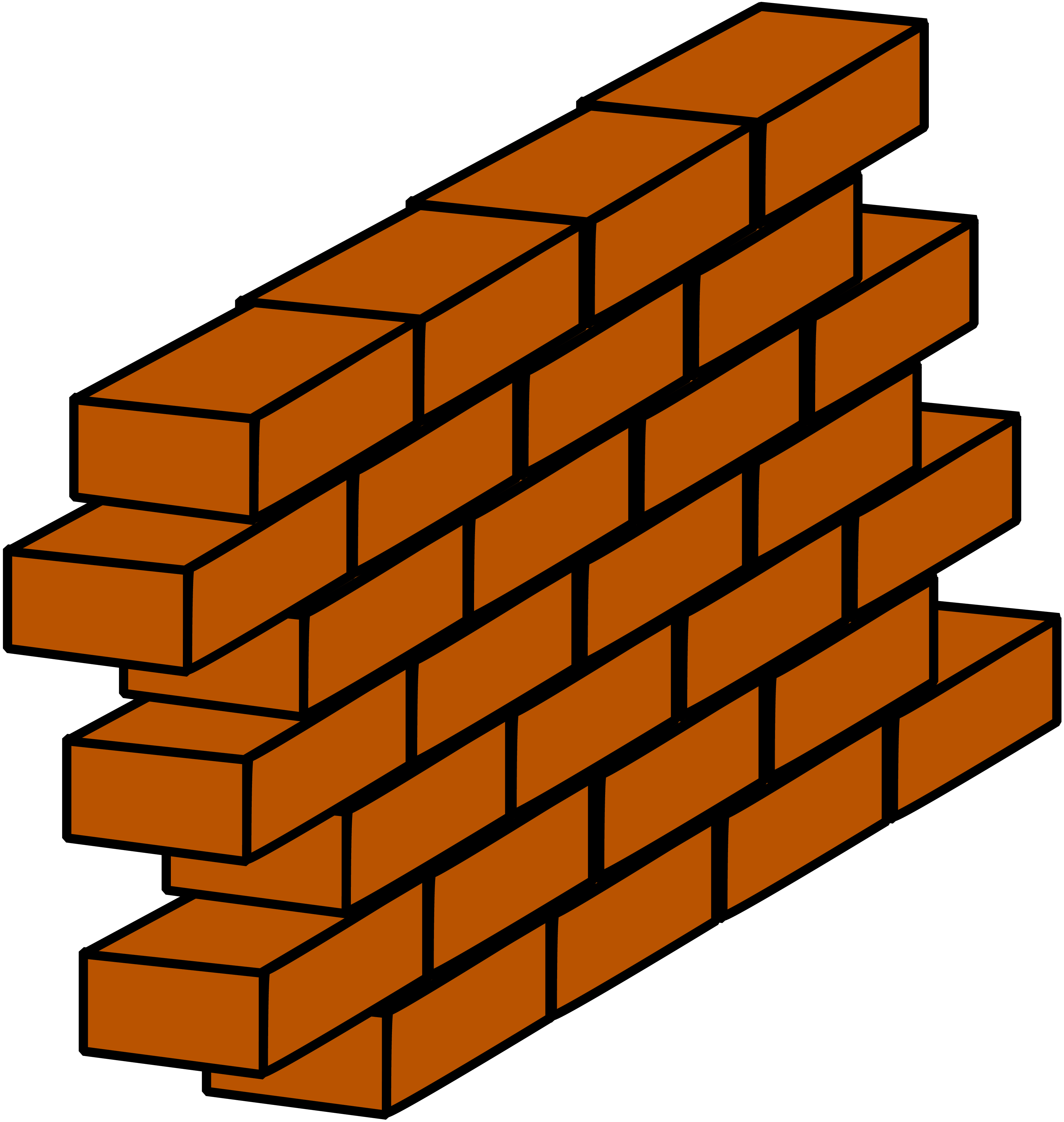 Brick Png image #39842