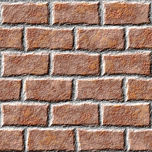 Background Brick Texture Transparent