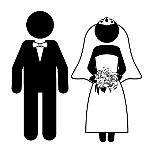 Download Bride Icon image #23123