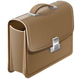 Brief Case Icon image #14279