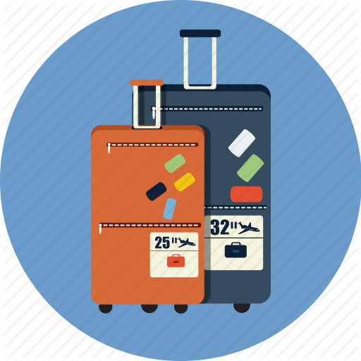 Briefcase, Career Baggage Icon Png image #24203