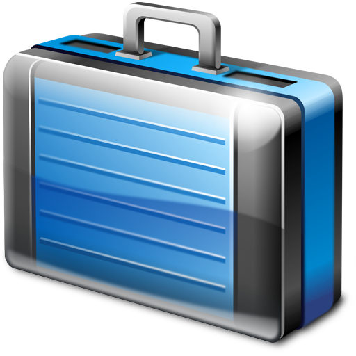 Briefcase Icon image #14290