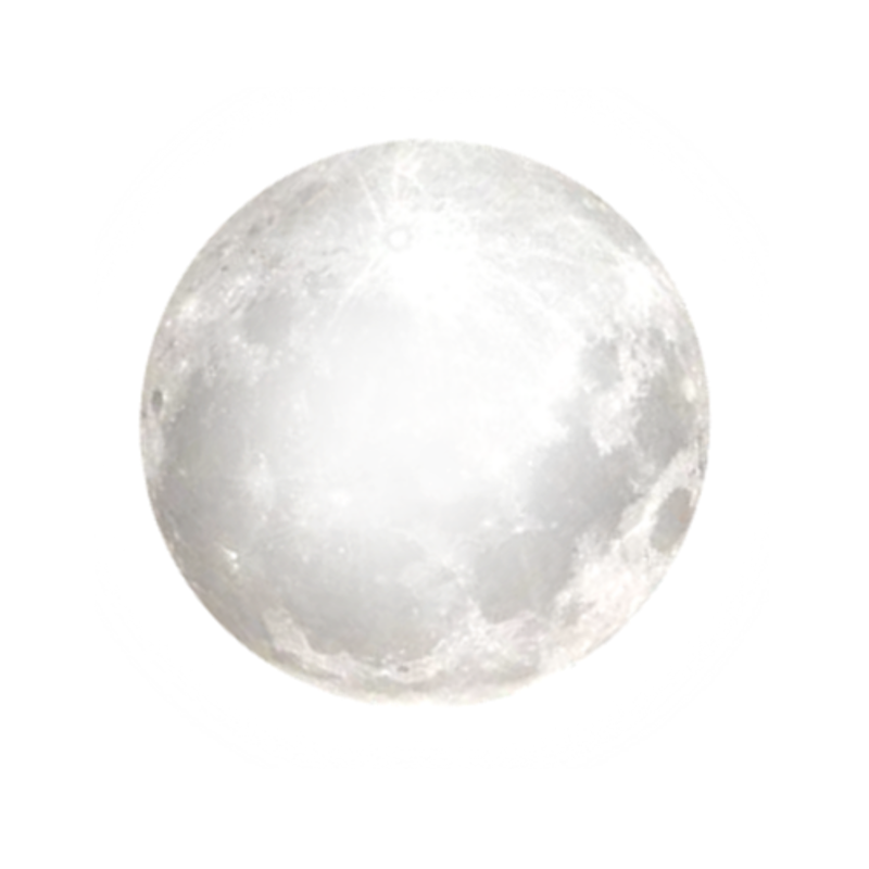 Bright Moon Transparent png