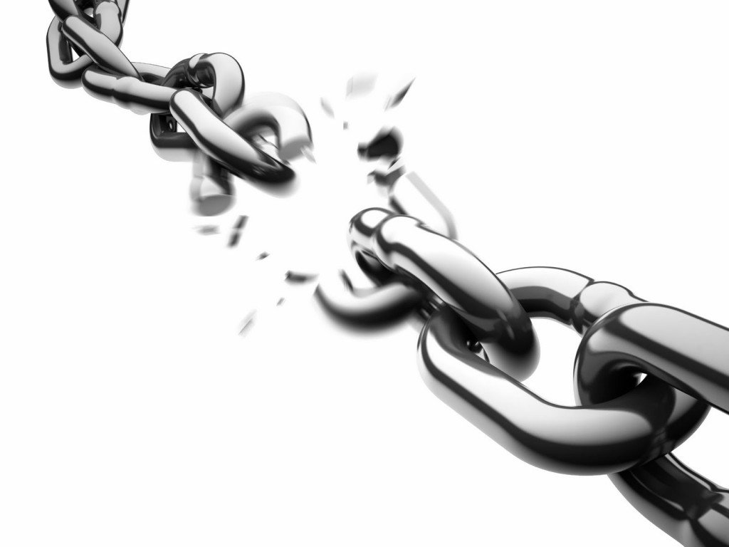 Broken Chains Png image #20796
