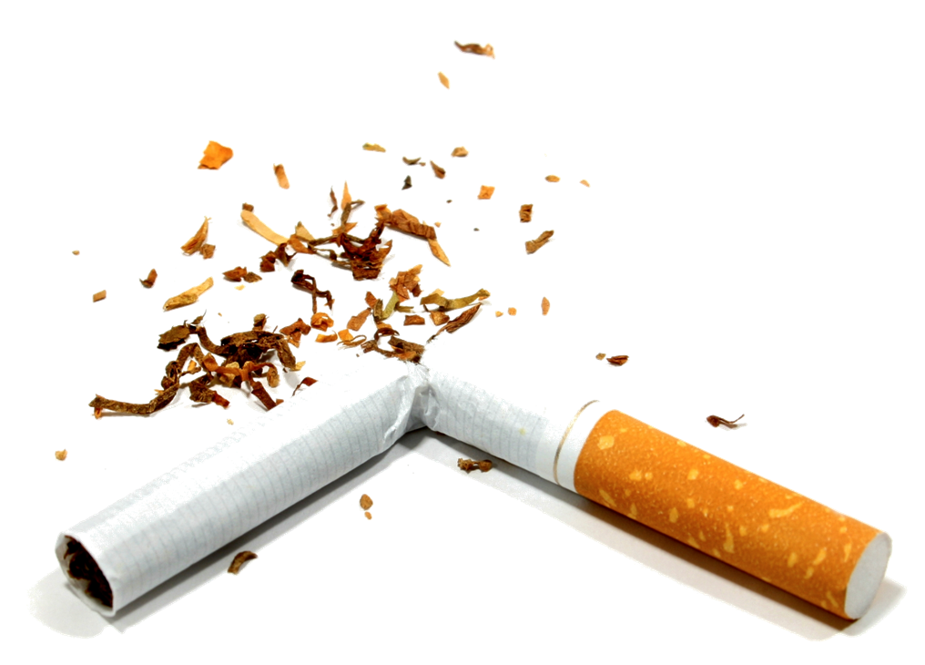 Broken cigarette PNG