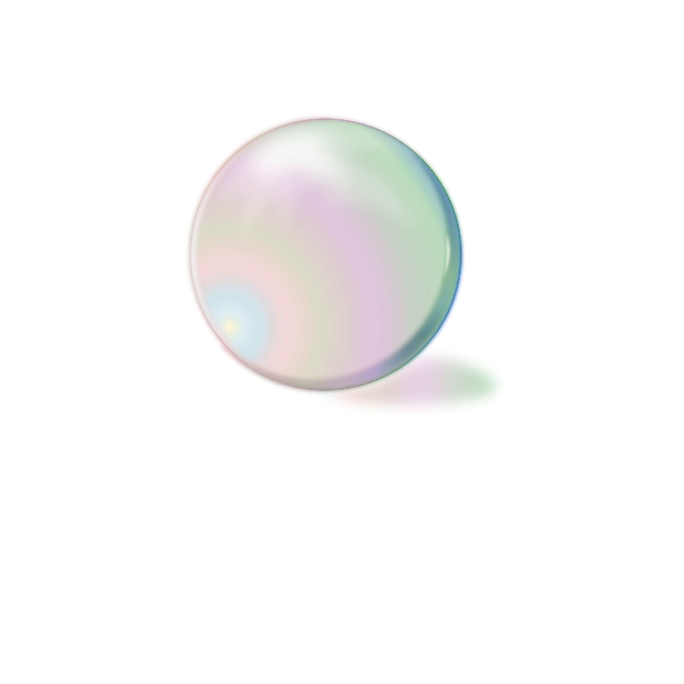Bubble Ball Png image #44347