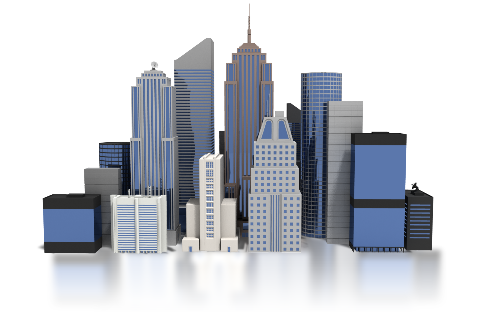 Building City Town Icon Png   image #3520