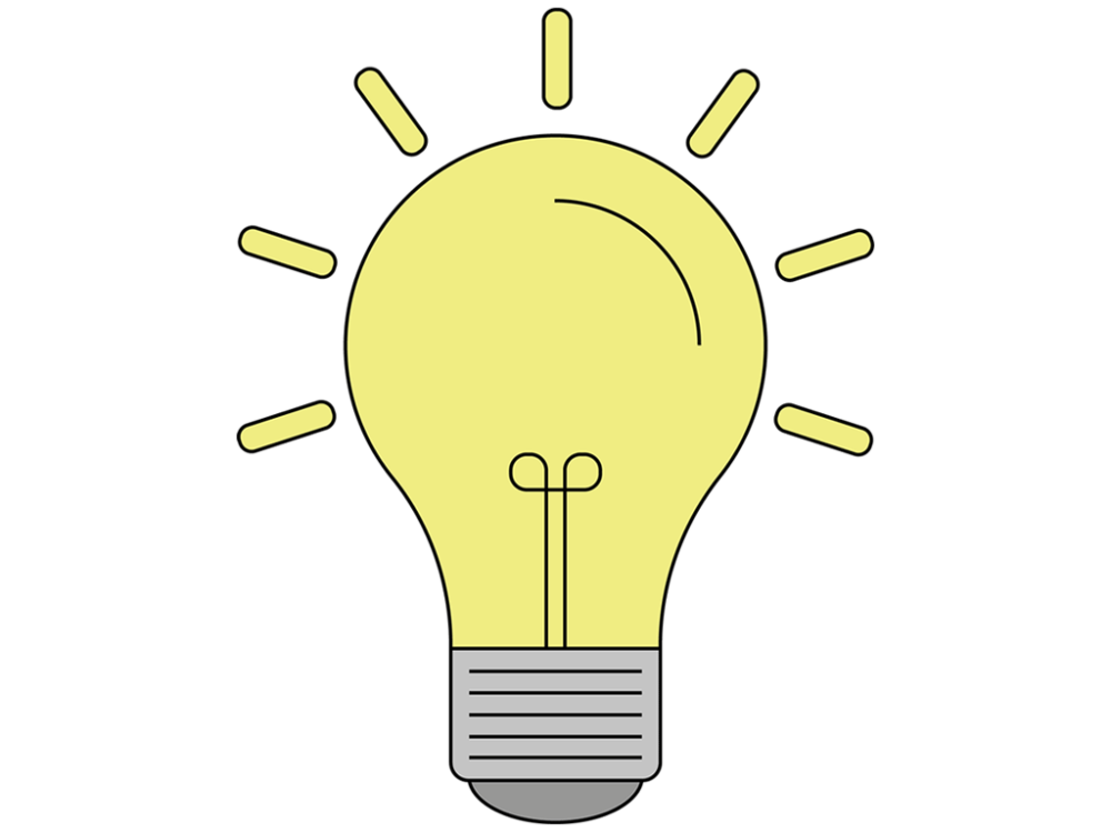 Bulb Clipart Drawing Photo