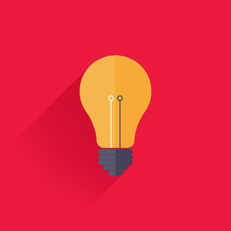 Bulb Icon Symbol