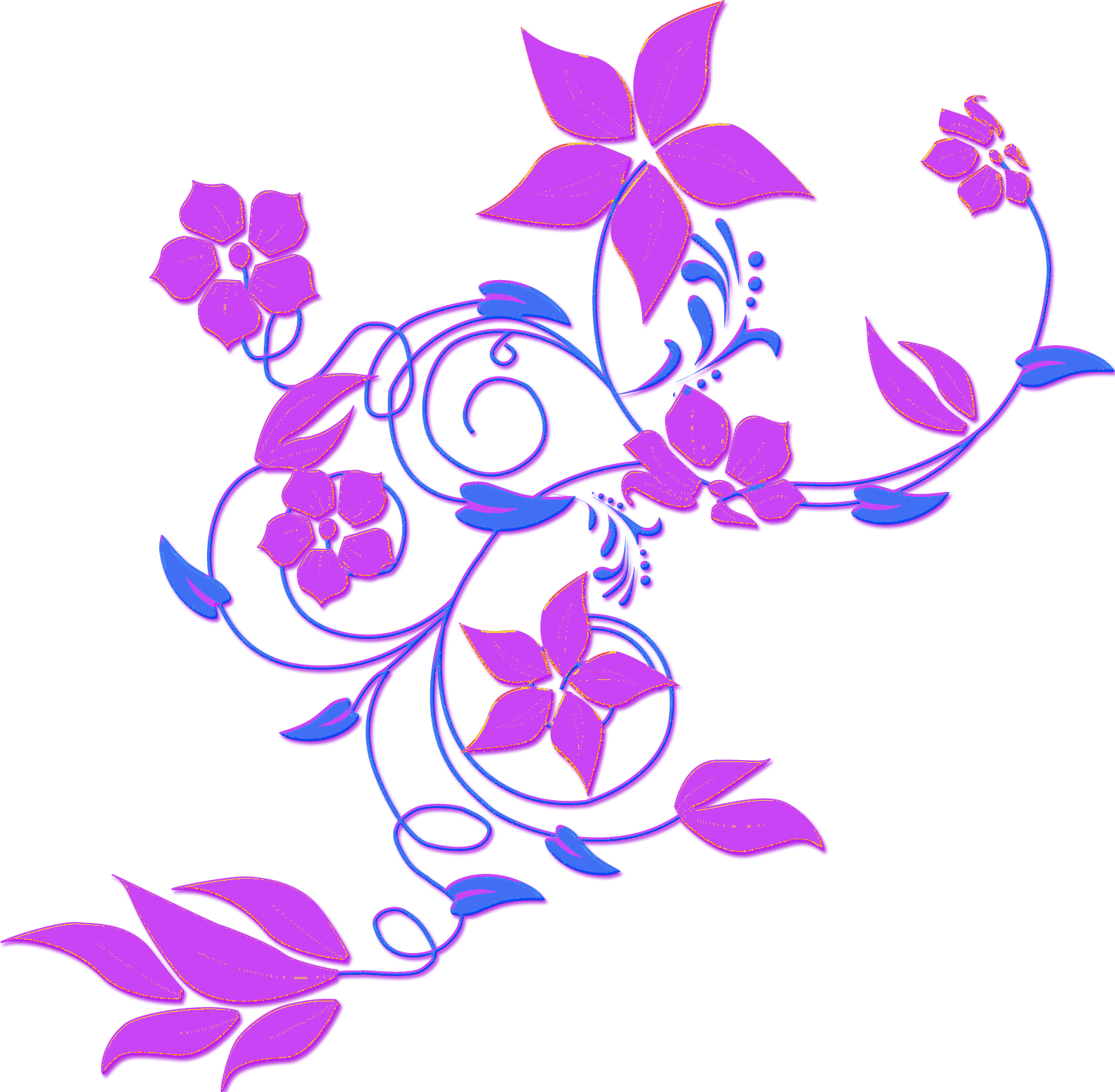 Bunga Flower Transparent Background image #47424