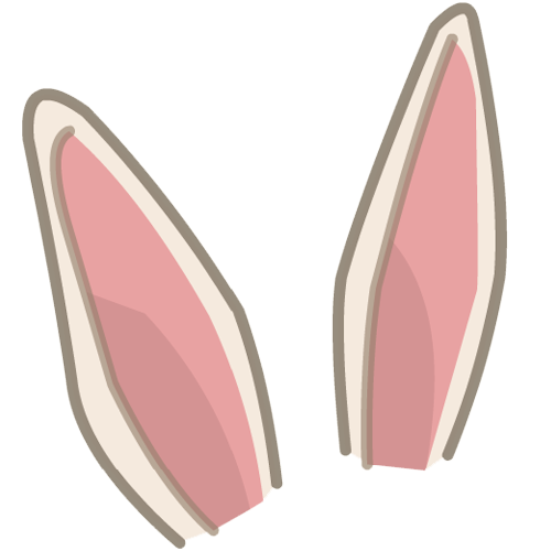 bunny ears png 2646 free icons and png backgrounds