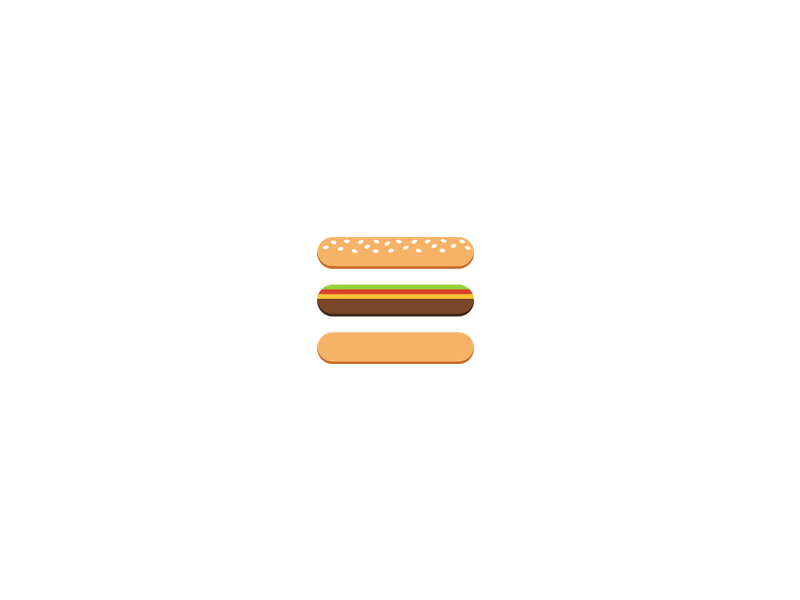 burger, fast food, food, hamburger icon | Icons | Pinterest
