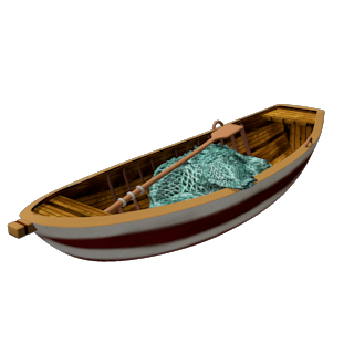 Burmese Boat Icon Png 320x320, Boat HD PNG Download