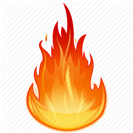 Burn, Burning, Fire, Flame, Heat Icon | Icon Search Engine image #698