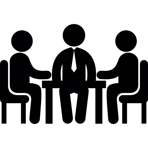 Business meeting Free People icons