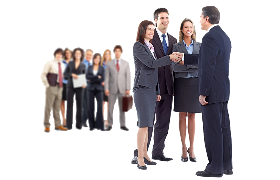 Business People Transparent Png image #44603