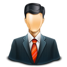 Icon Transparent Businessman image #14545