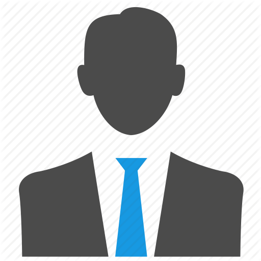 Icon Library Businessman image #14547