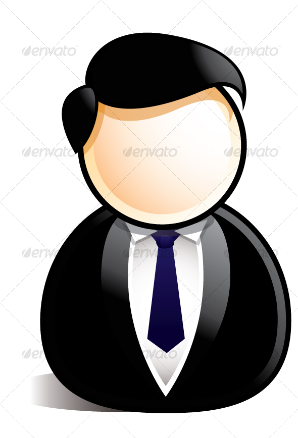 Png Simple Businessman image #14548