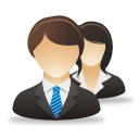Businessman Icon Svg Png Transparent Background Free Download Freeiconspng