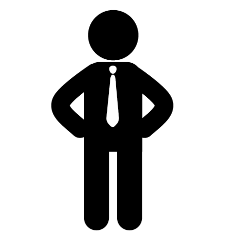 Free Download Businessman Png Vector image #14537