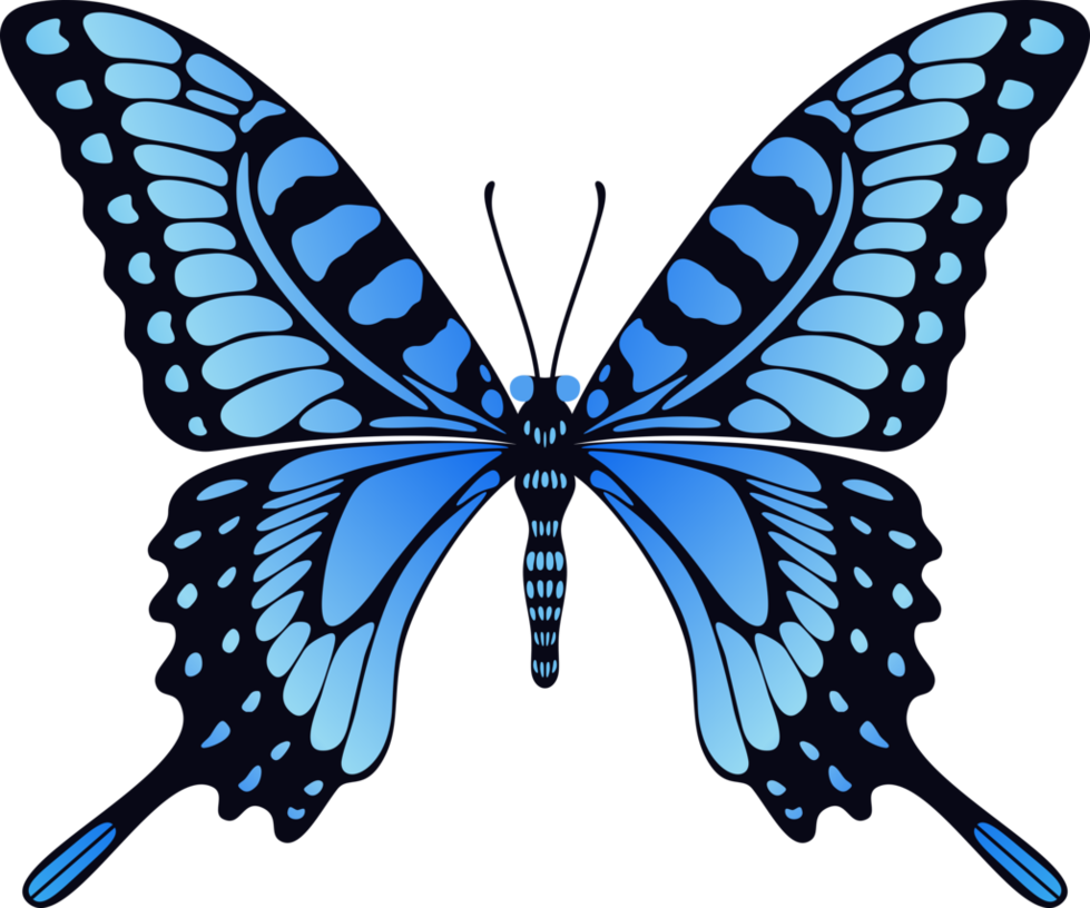 Clipart Png Collection Butterflies image #26551