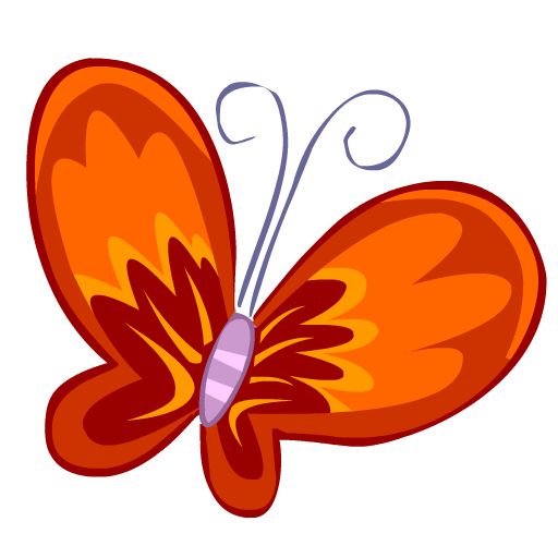 Icon Butterfly Svg image #17687