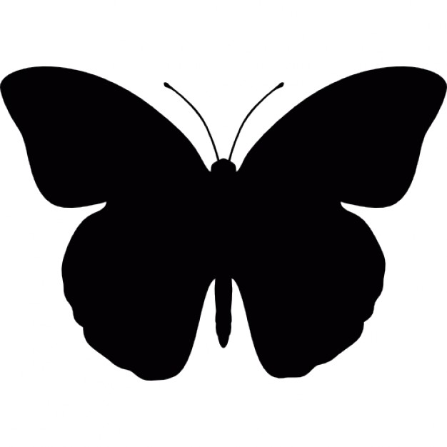 Icon Symbol Butterfly image #17704