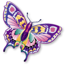 Icons Png Download Butterfly image #17705