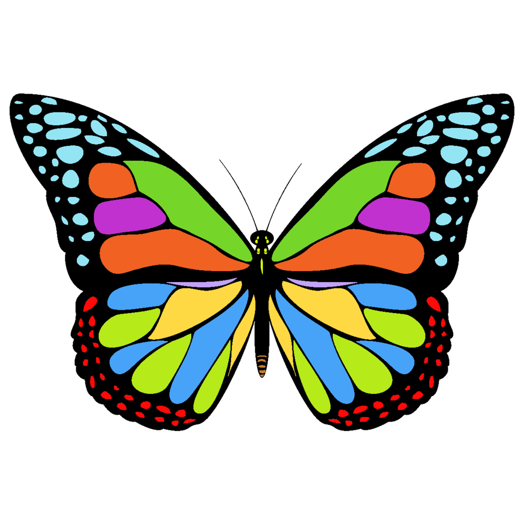 Icon Png Free Butterfly image #17679
