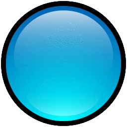 Button Blank Blue Icon 13456 Free Icons And Png Backgrounds