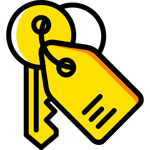 Buy, House, Key Ring, Keys, Move Icon image #41556