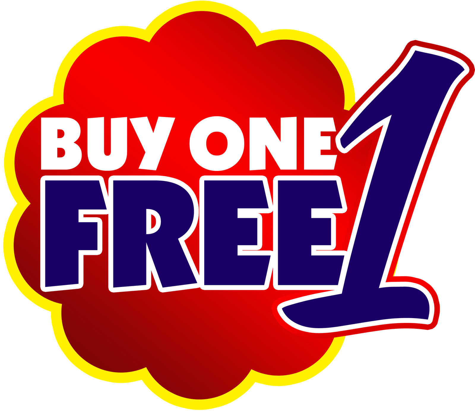 Image result for buy 1 free 1 icon