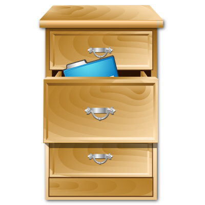 Image Cabinet Icon Free