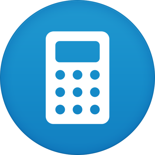 Icon Calculator Svg image #8175